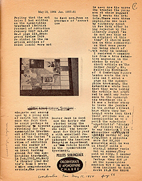 APO-33, Beach Books, 1968, Page 1