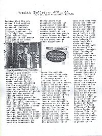 APO-33, Fuck You Press, 1965, Page 1