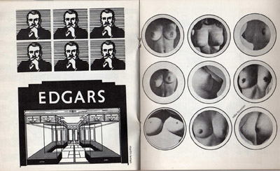 Arcade 1, Illustrations by Martin Leman and Mike Foreman