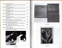 Atticus Books Catalogue, Contributions to Periodicals 7