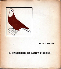HP Macklin, A Handbook of Fancy Pigeons