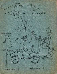 Fuck You, A Magazine of the Arts, Volume 5, Number 9 (June 1965)