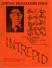 Intrepid 14-15, William Burroughs Special