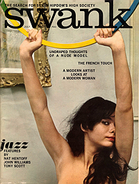 Swank, July 1961, Cover