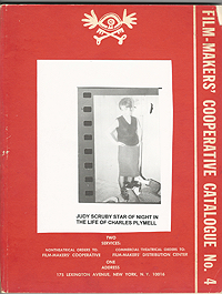 Film-Makers Cooperative Catalogue #4