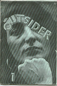 The Outsider #1