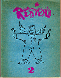 Residu 2, Edited by Barry Miles
