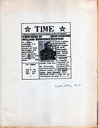 C Press advertisement for Time