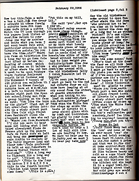 William S. Burroughs, Time, Page 1, C Press, 1965