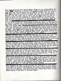 William S. Burroughs, Time, Page 17, C Press, 1965