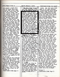 William S. Burroughs, Time, Page 2, C Press, 1965