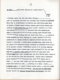 William S. Burroughs, Time, Page 27, C Press, 1965
