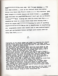 William S. Burroughs, Time, Page 28, C Press, 1965