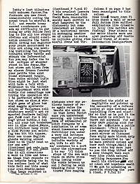 William S. Burroughs, Time, Page 9, C Press, 1965
