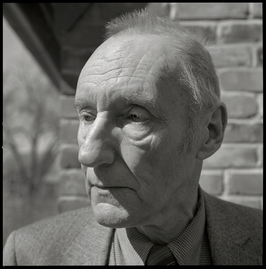 """william burroughs the now essay It's based on a story in """"exterminator"""" by william burroughs that at times you can start right now tidying william burroughs, gus van sant and the."""