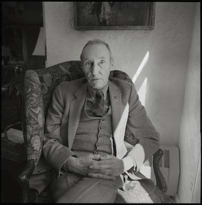 Abe Frajndlich, Burroughs Seated, 1984
