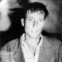 William S. Burroughs after the Shooting of Joan Vollmer