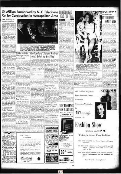1951.09.11 Albany Times