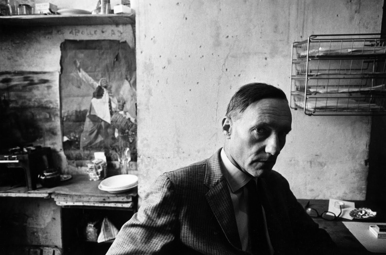 biography william s burroughs Biography: from wikipedia,  description above from the wikipedia article william s burroughs, licensed under cc-by-sa, full list of contributors on wikipedia.