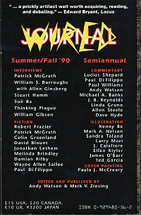 Journal Wired 3, front
