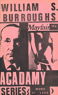 William Burroughs, Mayfair Academy, Urgency Press
