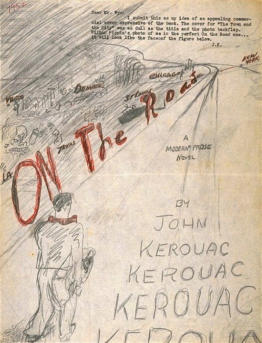 the plot summary of jack kerouacs novel on the road Npr books npr about 'on the road' again did jack kerouac really write on the road in a drug learn the true story behind the origins of on the road.