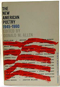 Donald M. Allen, New American Poetry