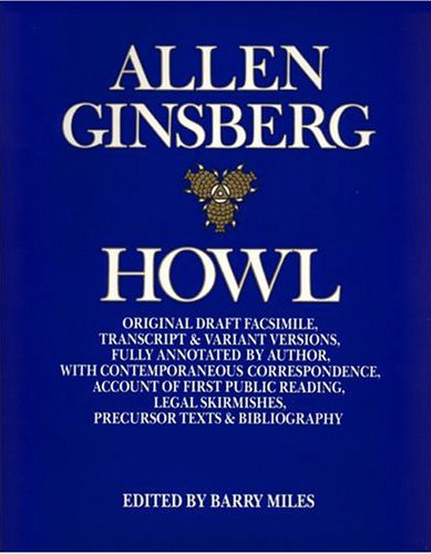 howl by allen ginsberg Allen ginsberg (1926-1997) is cherished as the pivotal figure between the 50s beat generation and the counter-cultural revolution of the 1960s he was born in newark, new jersey the son of a high school teacher and poet, louis ginsberg, and naomi levy ginsberg.