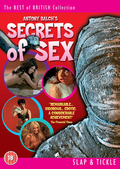 Antony Balch, Secrets of Sex