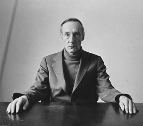 Charles Gatewood, Portrait of William S. Burroughs