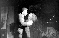 Charles Rotmil, photo of Luigi Pirandello's Tonight We Improvise as performed by the Living Theatre, 1960s