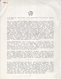 AIDS Treatment Project 1991 Annual Report 3