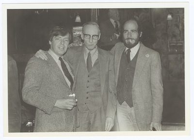 David Prentice, William S. Burroughs, and Stewart Meyer