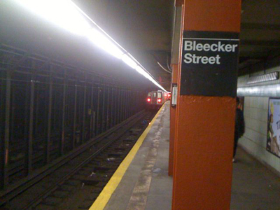 Bleecker Street Station, New York