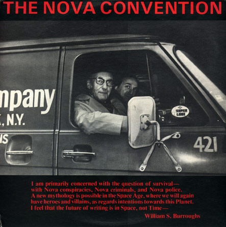 Nova Convention LP, front cover