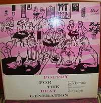 Poetry for the Beat Generation, Dot Records 3154